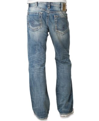 Silver Jeans Grayson Bootcut Relaxed Fit Jeans - Jeans - Men - Macy&39s