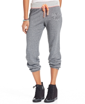 Miss Chievous Juniors' Drawstring Sweatpants $ 16.99