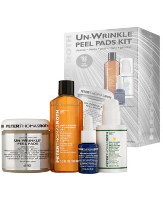 Peter Thomas Roth Youthful Un-Wrinkle Peel Pads Kit