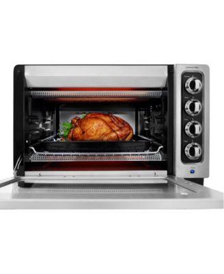 KitchenAid KCO222OB Countertop Toaster Oven - Electrics - Kitchen ...