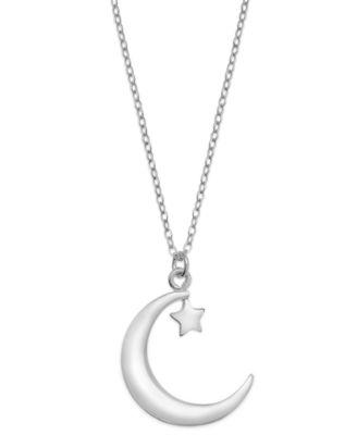 Silver crescent moon pendant necklace necklace wallpaper silver crescent moon pendant necklace necklace wallpaper gallerychitrak aloadofball Gallery