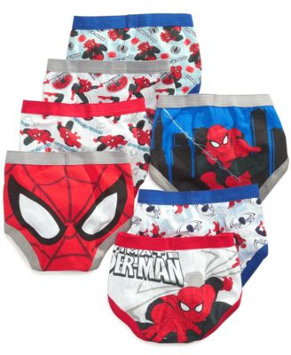 Handcraft Little Boys' 7-Pack Disney or Superhero Cotton Underwear ...