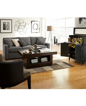 Radley Sofa Living Room Furniture - Furniture - Macy\'s