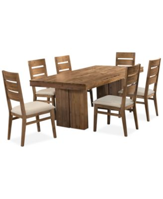Champagne 7 Piece Dining Room Furniture Set. Champagne 7 Piece Dining Room Furniture Set   Furniture   Macy s