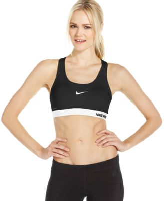 Nike Pro Padded Sports Bra - Tops - Women - Macy's