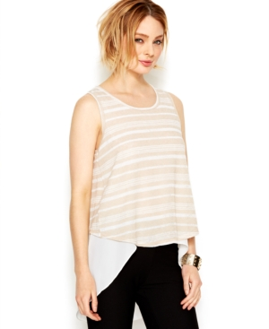 Bar Iii Layered Tank $ 39.00