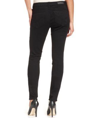 Calvin klein jeans curvy skinny black