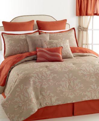 roxbury 22 piece california king comforter set
