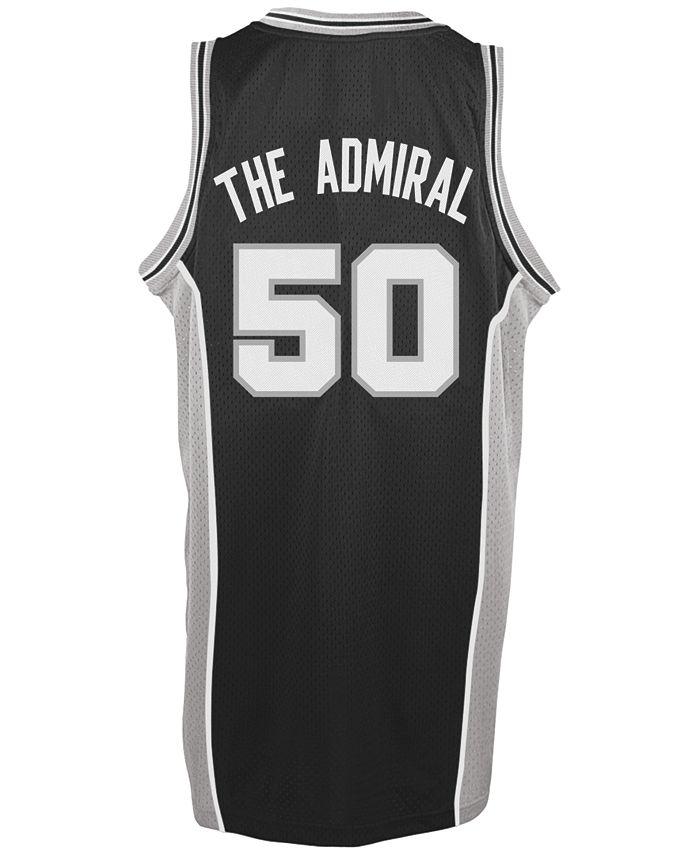 adidas - Men's Sleeveless San Antonio Spurs Nickname Swingman Jersey
