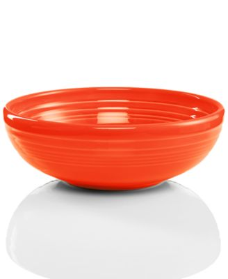 Fiesta Cobalt Medium Bistro Bowl