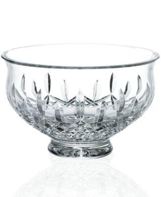 """Waterford Lismore Bowl, 8"""""""