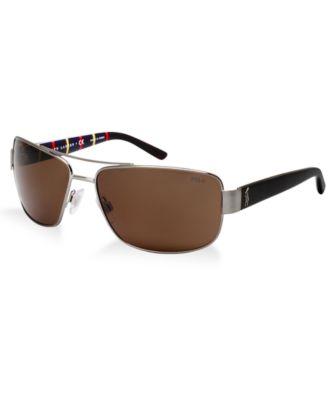 Polo Ralph Lauren Sunglasses, POLO RALPH LAUREN PH3087 64 ...