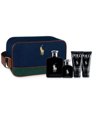 Ralph Lauren Polo Black Travel Kit Gift Set - Shop All Brands ...