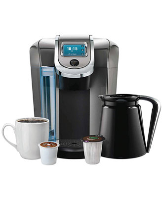 Keurig® 2.0 K550 Brewer, $20 Mail-In Macy