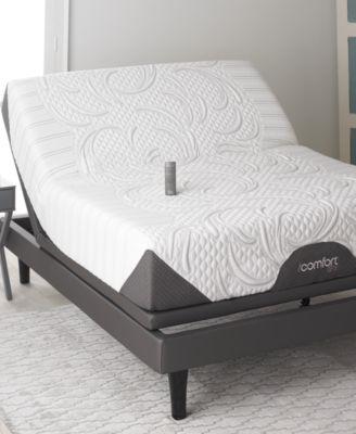 Icomfort By Serta Aura Efx Memory Foam Cushion Firm King Mattress Set
