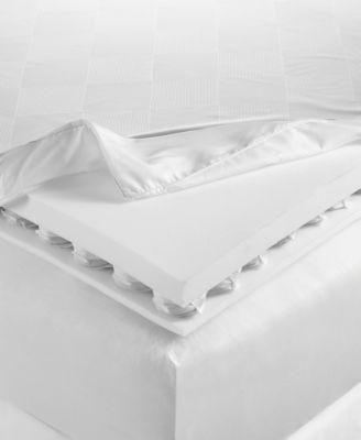 Comfort Revolution 4 Hybrid Spring Coil Foam California King Mattress Topper