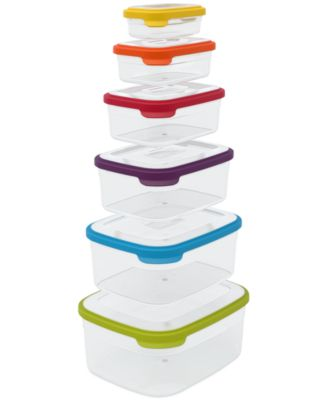 Joseph Joseph 6 Piece Nest Storage Set