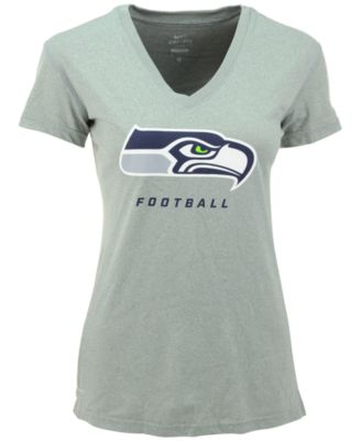 Cutter & Buck Women's Seattle Seahawks Quarter-Zip Pullover ...