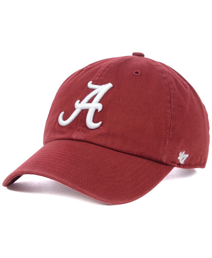 '47 Brand - Alabama Crimson Tide NCAA Clean-Up Cap