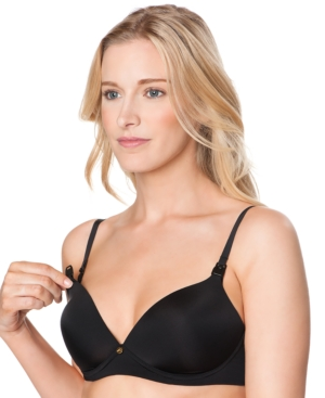 A Pea In The Pod Wireless Nursing Demi Bra plus size,  plus size fashion plus size appare