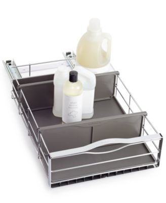 "simplehuman 14"" Pull-Out Cabinet Organizer"