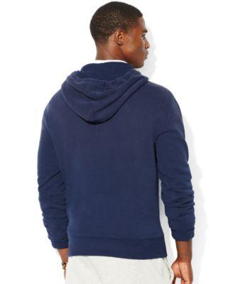 Polo Ralph Lauren Half-Zip Fleece Hoodie