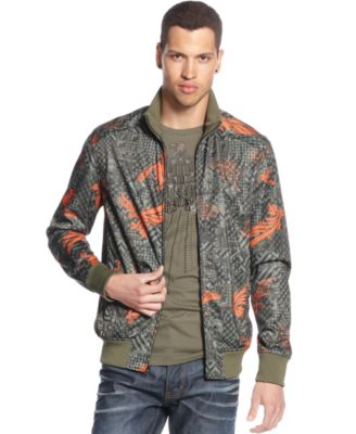 Sean John Clothing Cheap Sean John Neo Camo Birdman
