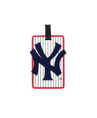 Aminco New York Yankees Soft Bag Tag