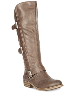American Rag Jeffrey Tall Riding Boots Womens Shoes