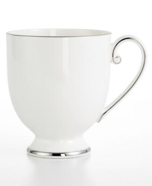 Mikasa Dinnerware, Cameo Platinum Mug
