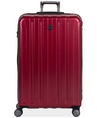 """Delsey Helium Titanium 29"""" Expandable Hardside Spinner Suitcase"""