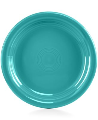 Fiesta Turquoise Appetizer Plate