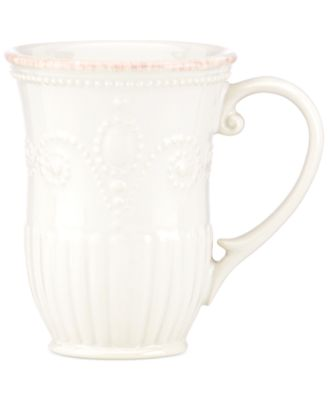 Lenox French Perle Jewel Mug