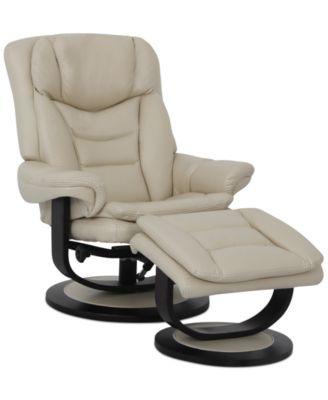 Zayn Fabric Recliner Chair with Ottoman  sc 1 st  Macyu0027s & Zayn Fabric Recliner Chair with Ottoman - Furniture - Macyu0027s islam-shia.org