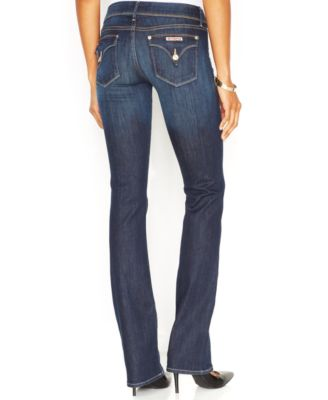 Hudson Jeans Beth Baby Low-Rise Bootcut Jeans, Stella Wash - Jeans ...