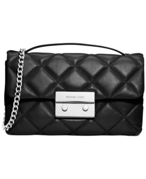 Michael Michael Kors Sloan Small Quilted Messenger