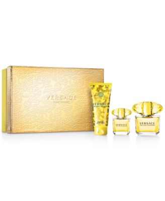 Versace Yellow Diamond Gift Set - Shop All Brands - Beauty - Macy's