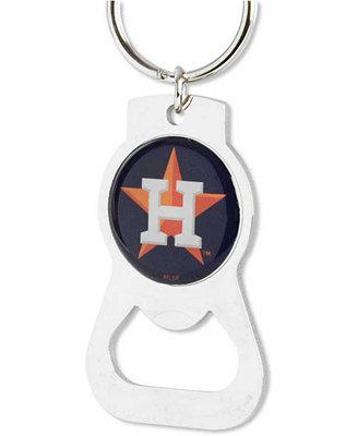 Aminco Houston Astros Bottle Opener Keychain