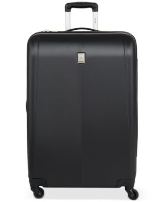 """CLOSEOUT! 65% Off Delsey Free Style 29"""" Expandable Hardside Spinner Suitcase, Only at Macy's"""
