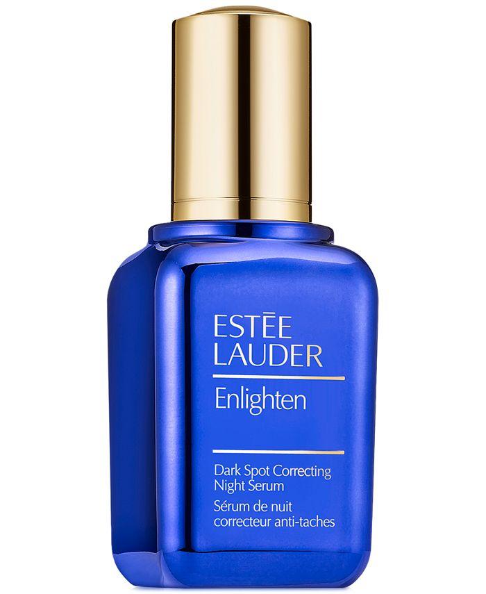 Estée Lauder - Enlighten Dark Spot Correcting Night Serum, 1 oz