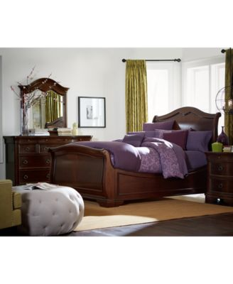 Bordeaux Ii Piece Queen Bedroom Set With Dresser Furniture