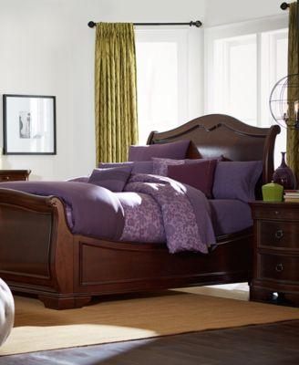 Bordeaux Ii 3 Piece Queen Bedroom Set With Dresser