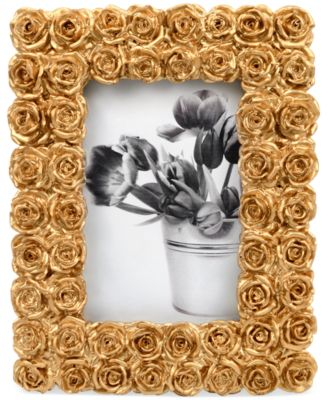 "Concepts in Time 4"" x 6"" Floral Bouquet Frame"