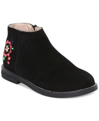 Hanna Andersson Girls' or Little Girls' Lisa Ankle Boots - Shoes ...