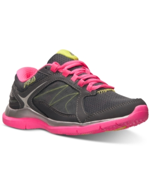 Fila Women's Memory Resilient 2 Running Sneakers from Finish