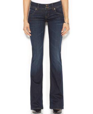 Hudson Jeans Petite Signature Bootcut Jeans, Shirley Wash - Jeans ...