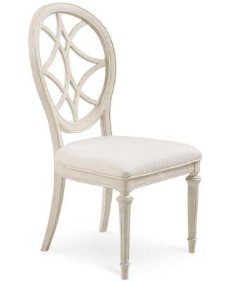 Durango Side Chair Furniture Macy S