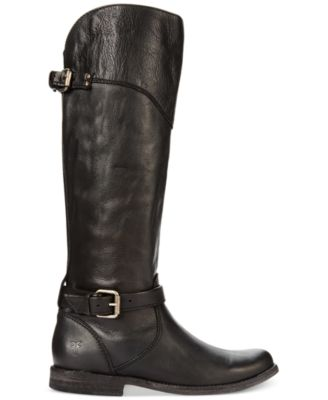 Frye Women's Phillip Riding Wide Calf Boot - Boots - Shoes - Macy's