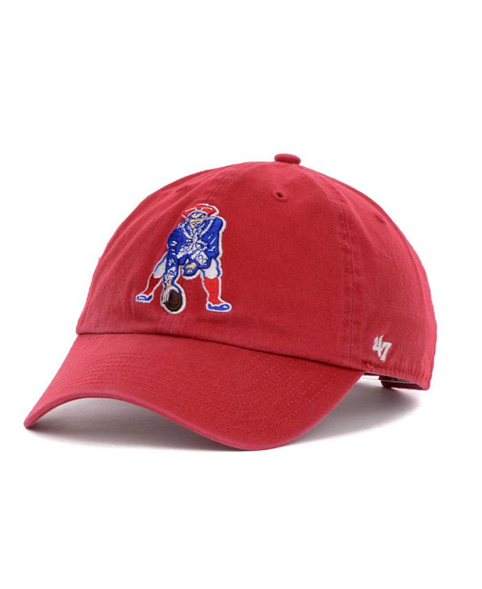 '47 Brand - New England Patriots Clean Up Cap