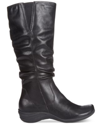 hush puppies boots womens